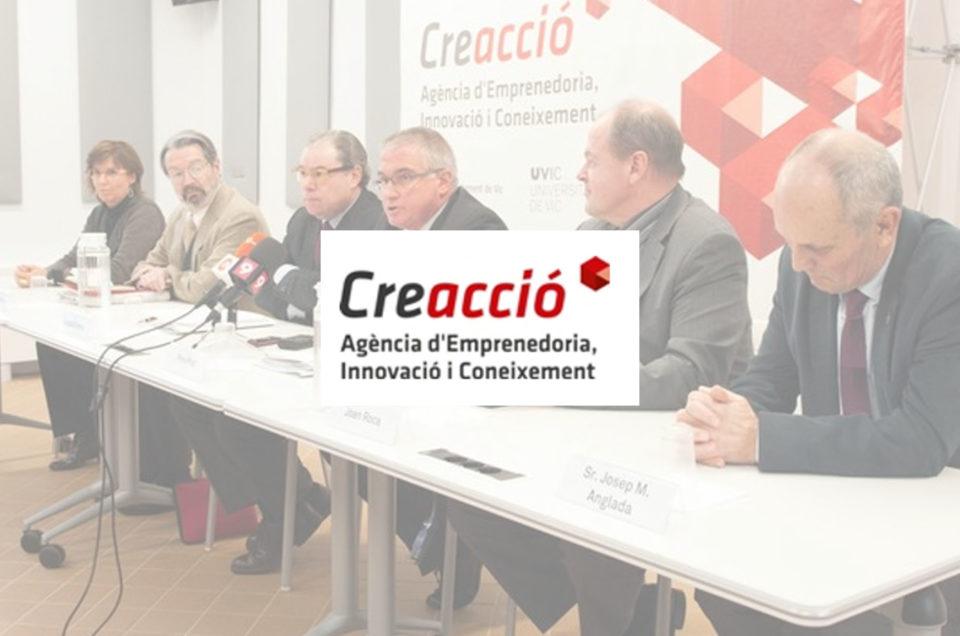 CREACCIÓ. Agència d'emprenedoria, innovació i coneixement, SL